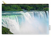 Expressionalism Niagara Falls 12 Carry-all Pouch