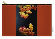 Expression Of Yellow Leaves. Carry-all Pouch