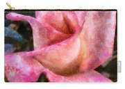 Exquisite Pink Carry-all Pouch
