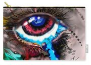 Eye Ball Study One Carry-all Pouch