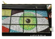 Eye Mosaic Nr. 3  Budapest Hungary Carry-all Pouch