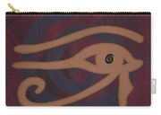 Eye Of Horus Carry-all Pouch