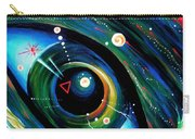 Eye Of Immortal Eternity. Timeless Space 2 Carry-all Pouch