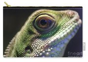 Eye Of Lizard Carry-all Pouch