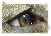 Eye Of The Canine Carry-all Pouch