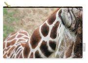 Eye Of The Giraffe. Carry-all Pouch