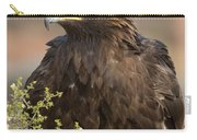 Eye Of The Golden Eagle Carry-all Pouch