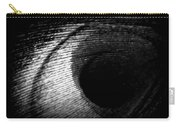 Eye Of The Peacock Feather Carry-all Pouch