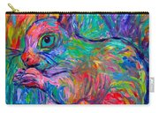 Eye Of The Squirrel Carry-all Pouch