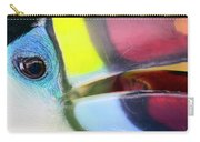 Eye Of The Toucan  Carry-all Pouch