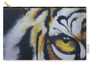 Eye Of Tiger Carry-all Pouch