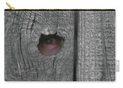 Eye On Life Carry-all Pouch