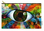 Eye To The Soul Carry-all Pouch