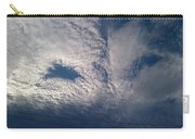 Eyes In The Clouds Carry-all Pouch