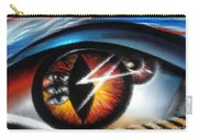 Eyes Of Immortal Soul Carry-all Pouch