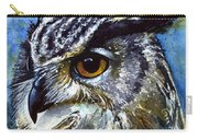 Eyes Of Owls No.25 Carry-all Pouch