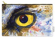 Eyes Of Owl's No.6 Carry-all Pouch