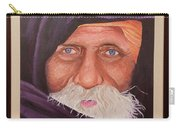 Eyes Of Rajasthan Carry-all Pouch