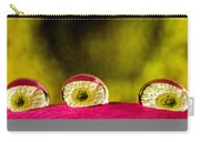 Eyes Of The Petal Carry-all Pouch