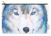 Eyes Of The Wild Carry-all Pouch