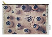 Eyes On Braille Page Carry-all Pouch