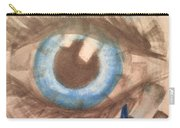 Eyes Shall Be Opened Carry-all Pouch