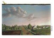 Ezekiel Hersey Derby Farm Carry-all Pouch