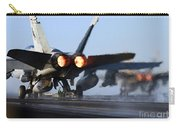 F 18 Hornet-aircraftcarriers Carry-all Pouch