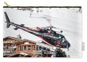 F-gsdg Eurocopter As350 Helicopter Courchevel Carry-all Pouch