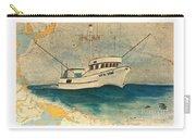 F/v Royal Dawn Tuna Fishing Boat Carry-all Pouch