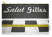 F1 Circuit Gilles Villeneuve - Montreal Carry-all Pouch