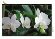 F11 Orchid Flowers Carry-all Pouch