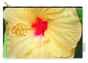 F12 Yellow Hibiscus Carry-all Pouch