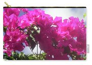 F15 Bougainvilleas Flowers Carry-all Pouch