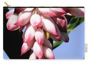 F16 Shell Ginger Flowers Carry-all Pouch