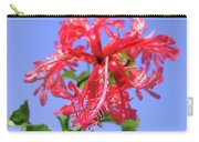 F18 Hawaiian Hibiscus Carry-all Pouch