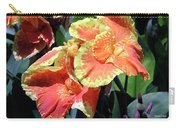 F24 Cannas Flower Carry-all Pouch