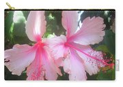 F4 Hibiscus Flowers Hawaii Carry-all Pouch