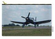 F4u-4 Corsair Airplane 30 Carry-all Pouch