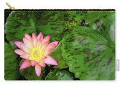 F6 Water Lily Carry-all Pouch