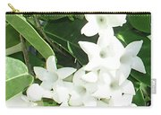 F7 Stephanotis  Flowers Carry-all Pouch