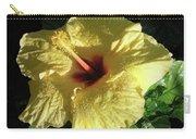 F9 Yellow Hibiscus Carry-all Pouch