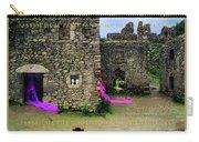 Fabbriche Di Vagli Paese Fantasma Ghost Town 2 Carry-all Pouch by Enrico Pelos