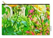 Fabulous Florals 333 Carry-all Pouch
