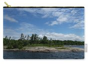 Fabulous Northern Summer - Georgian Bay Island Landscape Carry-all Pouch