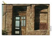 Facade American Pool Hall Coca-cola Sign Ghost Town Jerome Arizona 1968 Carry-all Pouch