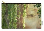 Face In The Willows Carry-all Pouch