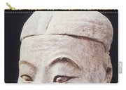 Face Of A Terracotta Warrior Carry-all Pouch