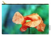 Face Of Love Carry-all Pouch by Vix Edwards