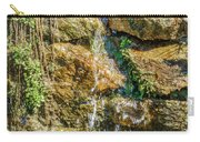 Face Of The Mountain Stream Carry-all Pouch
